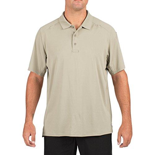 5.11 Tactical utilitaire Chemise à manches courtes Polo Taille XXXL LE Green jRi0N