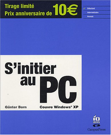 S'initier au PC par Günter Born