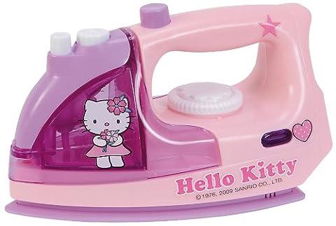 Simba 104737535 - Hello Kitty, Bügeleisen, 18 cm