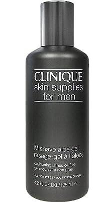 Clinique - Men shave aloe gel M 125 ml