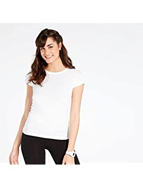 Camiseta Manga Corta Blanca Up Basic (Talla: L)