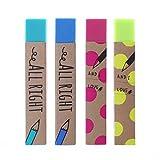 Tandou Kawaii Rectangle 2B Crayon En Caoutchouc Gomme Bureau Fournitures Scolaires Papeterie Cadeau