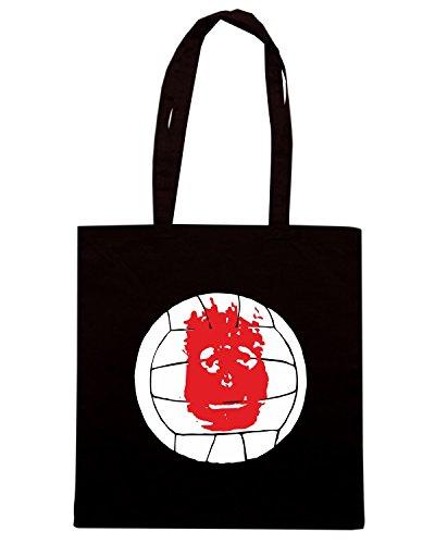 T-Shirtshock - Borsa Shopping TGAM0013 Castaway Nero