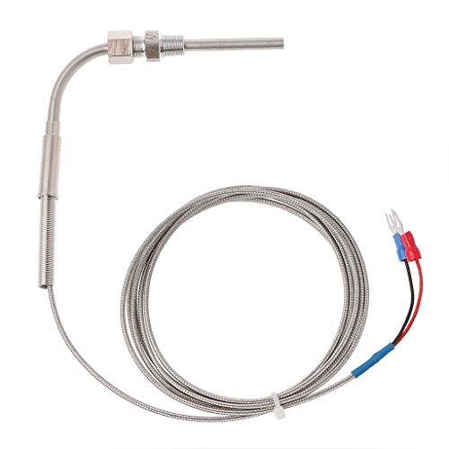 JENOR EGT Temperatursensoren Thermoelement Typ K für Motor Abgas Temperatur Sonde -