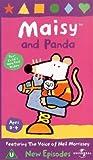 Maisy and Panda [VHS]