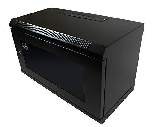 19-black-300mm-6u-data-rack-for-power-distribution-unit-pdu-data-lan-cabinet-switch
