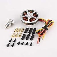 Harlls Motores sin Cepillo de Aluminio del Alto par de OCDAY 110g 5010 360KV para ZD550 ZD850 RC Multicopter Quadcopter