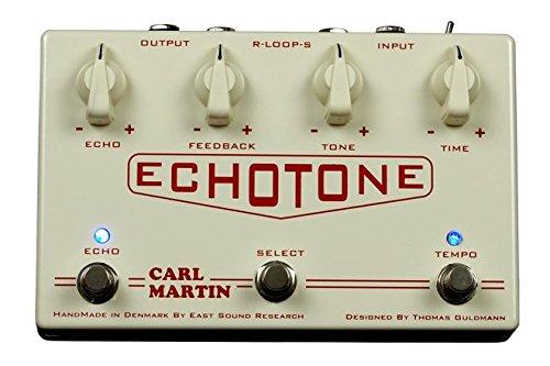 Carl Martin Echotone Guitar Delay Effects Pedal