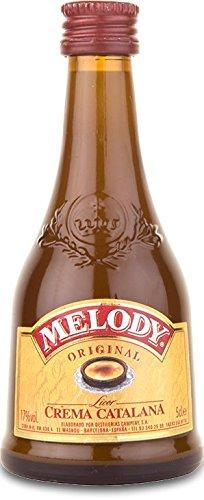 Botellita Licor Crema Catala Melody 5cl