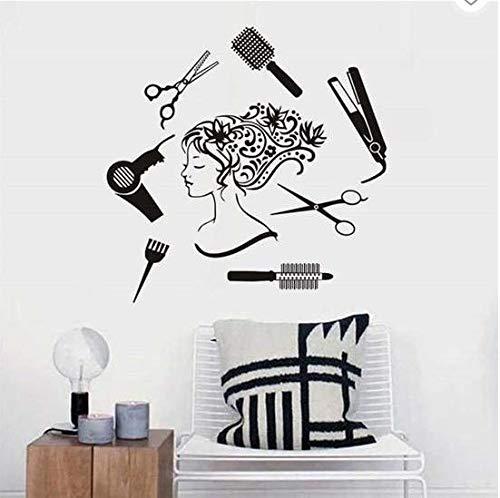 ZK.nesi Sticker décoratif Sticker créatif Maison Dekorativer Wandaufkleber Kreativhaus Aufkleber