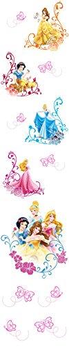 Disney Princess Exclusiv Prinzessin Luxus Gardine Vorhang Blickdicht Blackout 140x245cm EDEL