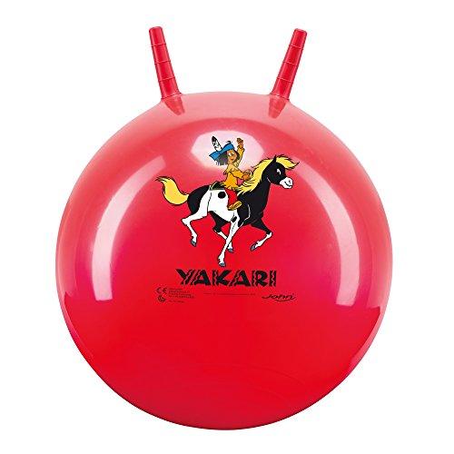 Preisvergleich Produktbild John 59565 - Sprungball, Yakari (Farblich Sortiert)