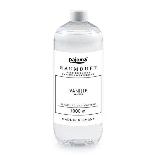 Raumduft Nachfüllflasche Vanille, 1er Pack (1 x 1000 ml) von pajoma