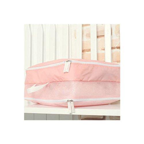 Rnow , Unisex-Erwachsene Kofferorganizer, rose (Pink) - UNLT04PK