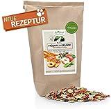 AniForte Barf Line Früchte und Gemüse mit Kräutern für Hunde 10kg - Naturprodukt, glutenfreie Gemüseflocken, natürliche Ergänzung zum barfen, Hundefutter
