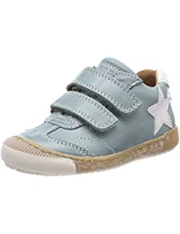 Bisgaard Unisex-Kinder Klettschuhe Low-Top
