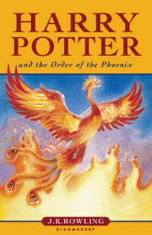 Click for larger image of Harry Potter and the Order of the Phoenix (Harry Potter 5): 5/7