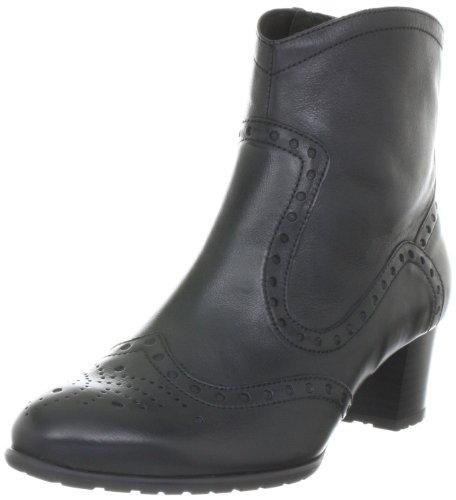 Semler Romy R40303-013-001, Bottes femme Noir (schwarz 001)