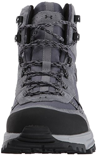 Under Armour Mens Post Canyon Mid Waterproof Graphite/Graphite/Black
