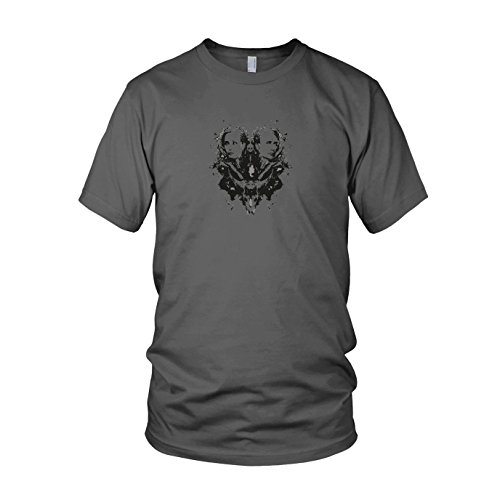 en T-Shirt, Größe: XXL, Farbe: grau (Wie Halloween Begann)