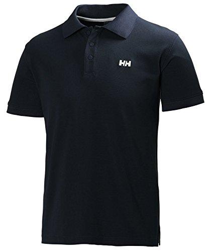 Helly Hansen New Driftline Polo - Polo para hombre, color azul marino (navy), talla S