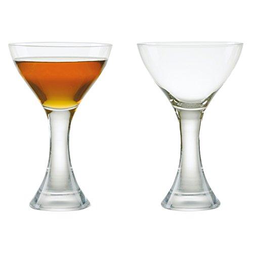 Anton Studio Manhattan 2 ASD10275 Martini-Gläser Purple Martini-gläser