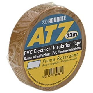 Advance Tapes 19 mm X 33 M Tape brown