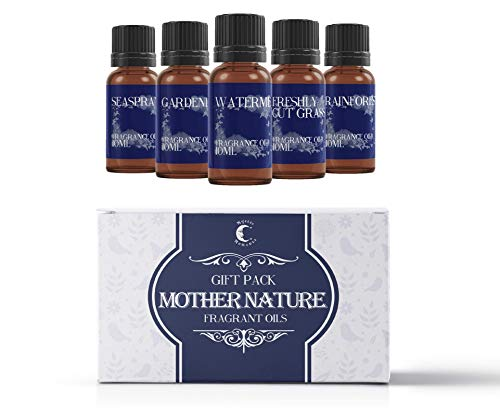 Mystic Moments Duftöl Starter-Pack - Mother Nature - 5 x 10 ml - 100% rein -