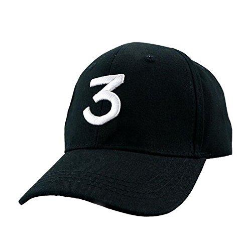 Allright Unisex Hut Brief Chance 3 Cap Streetwear Dad Hut Chance Der Rapper Baseball Cap Baseball Cap (Hat Rapper)