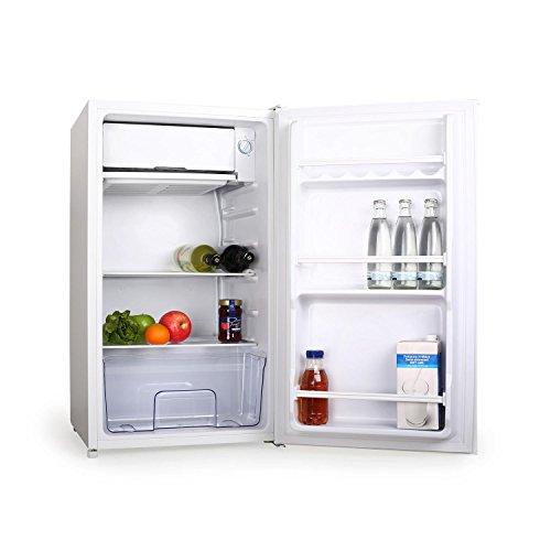 Klarstein 90l1 wh nevera con congelador for Neveras pequenas con congelador