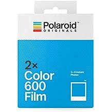 """Polaroid Color Sofortbildfilm /""""Color Frame/"""" für 600er Kameras 8 Aufnahmen"""