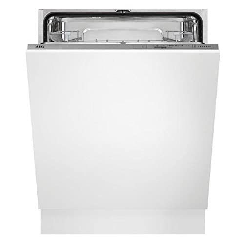 4116kl9rpmL. SS500  - AEG FSK31600Z 13 Place Fully Integrated Dishwasher With AirDry Open Door Drying