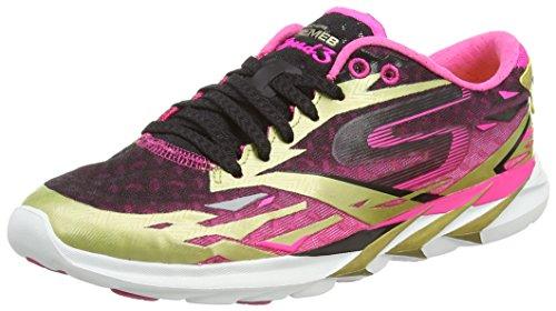 Skechersgo MEB Speed 3 - Zapatillas de Running Mujer