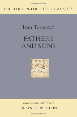 Book cover for Fathers and Sons