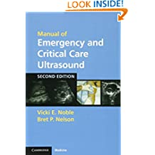 Manual of Emergency and Critical Care Ultrasound