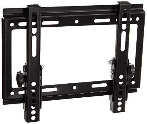 "AuraBeam TIltingTV Wall Mount Fits 14""- 42"" TVs LED/LCD/Flat Screen Monitor (Up to 66 lbs./VESA 200200MM/-10 Tilt/45mm Distance to Wall)"