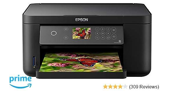 Epson Expression Home XP-5105 Print/Scan/Copy Wi-Fi Printer, Black