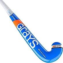 "Grays GX 3000 Ultrabow - Stick de hockey, color azul royal, 36.5"" L"