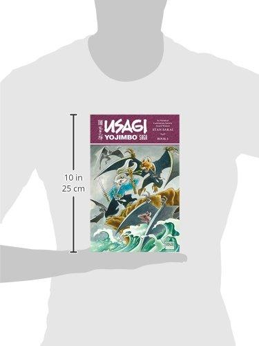 Usagi Yojimbo Saga - Volume 3