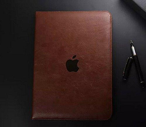 MOCA ULTRA Thin PU Leather Smart Folio Flip Case Cover For Apple...