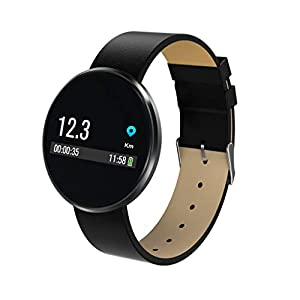 Chenang Bluetooth Smartwatch Fitness Uhr Intelligente Armbanduhr Fitness Tracker Smart Watch Sport Uhr Schrittzähler Schlaftracker Romte Capture Kompatibel mit Android Smartphone