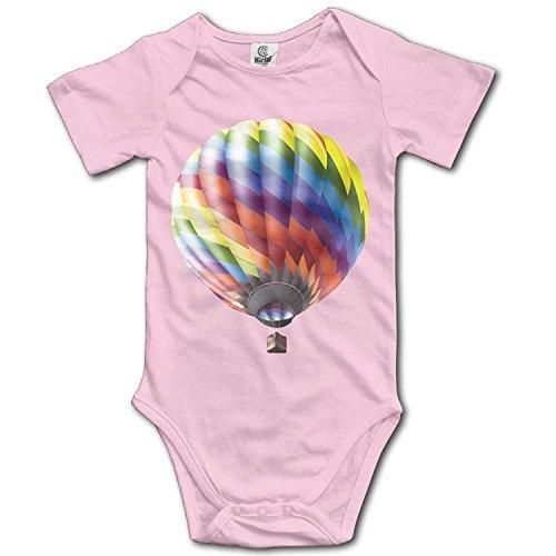 Hot Girl Kostüm Cop - TKMSH Unisex Baby's Climbing Clothes Set Hot Air Balloon Bodysuits Romper Short Sleeved Light Onesies for 0-24 Months