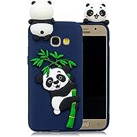 Everainy Samsung Galaxy A3 2017 Silikon Hülle Ultra Slim 3D Panda Muster Ultradünn Hüllen Handyhülle Gummi Case... preisvergleich bei billige-tabletten.eu
