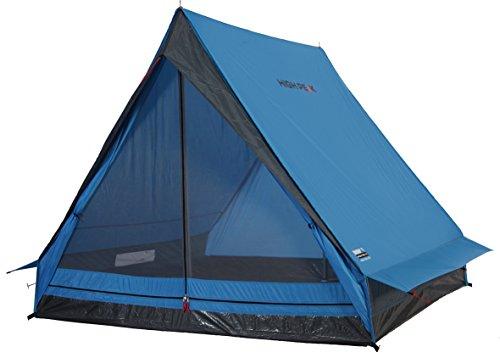 High peak scout 2 tenda, blu/grigio, 210 x 140 x 130 cm