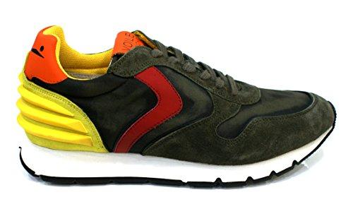 Voile Blanche Sneaker Uomo Liam Power Decolorato Mimetico (Verde)_44