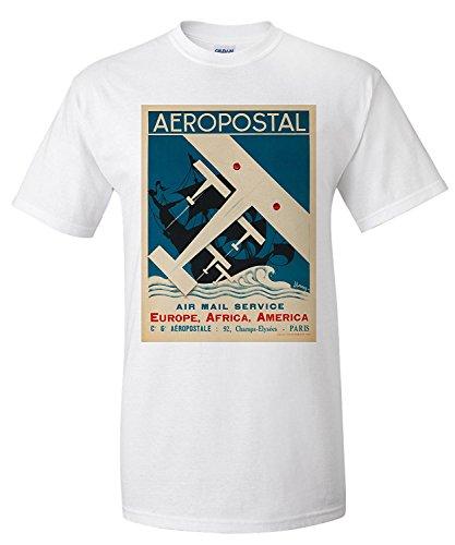aeropostale-vintage-poster-artist-besson-france-c-1929-premium-t-shirt
