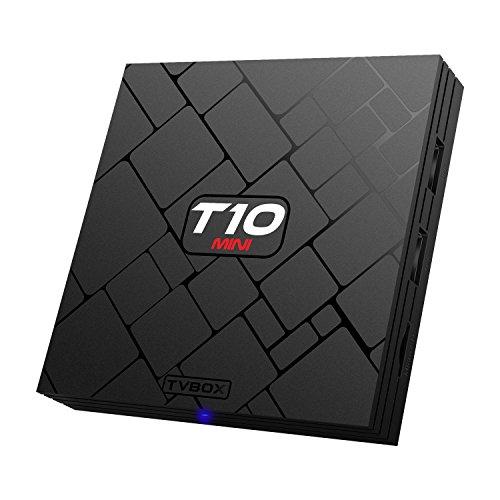 Bqeel T10 MINI 4K Android 5.1 tv box-Amlogic S905 Chipest Quad-Core-[1GB RAM 8GB ROM] Built in WIFi Google
