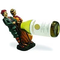 Paare Weinflaschenhalter