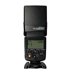 Yongnuo YN585EX istantaneo senza fili Speedlite YN585EX P-TTL per Pentax K5 K3II K50 KS2 K100 con WINGONEER Diffusore