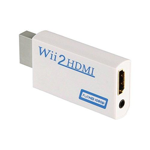 Convertidor Wii a HDMI - Escala la señal del Wii a 720p y 1080p || Converter Wii to HDMI